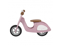 LITTLE DUTCH - Odrážedlo Scooter Pink