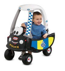 LITTLE TIKES - autíčko Cozy Coupe Policejní patrola 172984