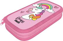 LIZZY CARD - Penál 2-patrový Uniquecorn
