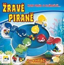 LONGBELIEF - žravé Piraně
