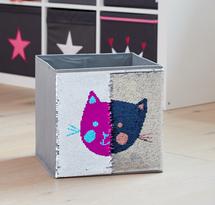 LOVE IT STORE IT - Box na hračky Magic Box, Kočka