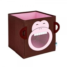 LOVE IT STORE IT - Úložný box na hračky - opice