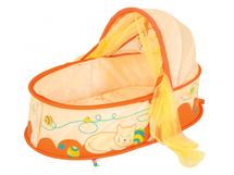 Cestovní postýlka pro miminko Nomad Kočička