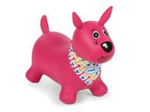 LUDI - Skákací pes, růžový