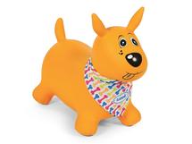 LUDI - Skákací pes, žlutý