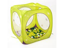LUDI - Skládací hrací stan kostka