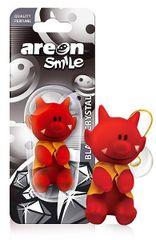 LUSJA  - Osvěžovač Smile 3D Toy Black