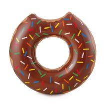 MAC TOYS - Nafukovací kruh donut, více barev