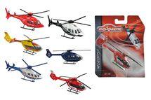 MAJORETTE - Vrtulník Kovový 13 Cm, 6 Druhů