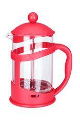 MAKRO - Čajník s fltrů 800 ml - červený