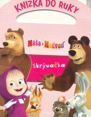 Máša a medveď-Skrývačka-Knižka do ruky