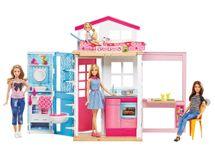 MATTEL - Barbie Dům 2V1 A Panenka