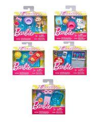 MATTEL - Barbie Herní Doplňky Mix