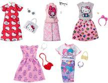 MATTEL - Barbie Tématické Oblečky A Doplňky Asst
