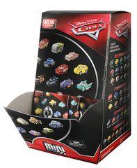 MATTEL - Cars 3 Mini Auta Asst