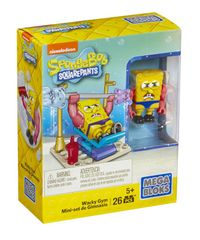 MATTEL - Mega Bloks Sponge Bob Základní Set Mix