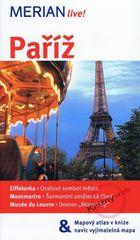 Merian  2 – Paříž – 5. aktualizované vyd - Bohlmann-Modersohn Marina