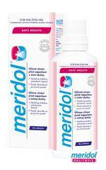 MERIDOL - Safe Breath ústní voda 400ml.