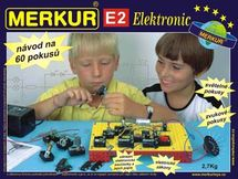 MERKUR - Stavebnice Elektronik E2