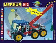 MERKUR - Stavebnice Odtahové vozidlo M012