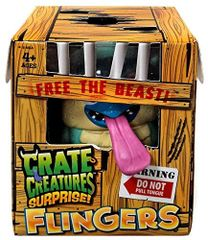 MGA - Crate Creatures Malá příšerka Flingers 551805 asort