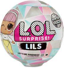 MGA - L.O.L. SURPRISE Lils sestřičky a zvířátka 55967