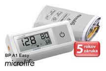 MICROLIFE - BP A1 Easy cestovní automatický tlakoměr