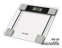 MICROLIFE - WS 50 Osobní digitální váha
