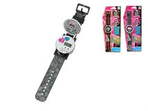 MIKRO - Monster High hudobné digitální hodinky