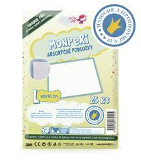 MONPERI - absorpční podložky 60x90cm, veľkosť L