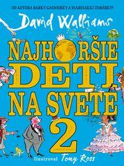 Najhoršie deti na svete 2 - David Walliams