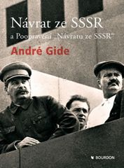 Návrat ze SSSR a Poopravený návrat ze SSSR - Gide André