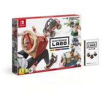 NINTENDO - SWITCH Nintendo Labo Vehicle Kit