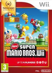 NINTENDO - Wii New Super Mario Bros. Wii Nintendo Selects
