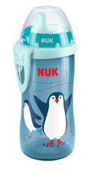 NUK - FC Kiddy Cup Dětská láhev 300 ml, modrá