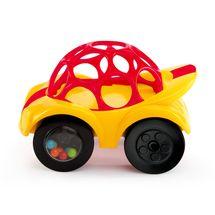 Oballo - Hračka autíčko Oballo, 0m + červená