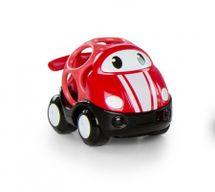 OBALL - Hračka autíčko závodní Jack Oball Go Grippers červené 18m+