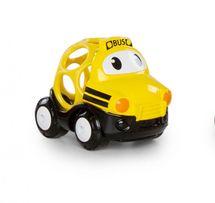 OBALL - Hračka autobus školní Thomas Oball Go Grippers 18m+