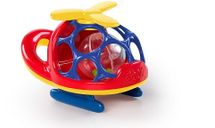 Oballo - Hračka helikoptéra Oballo O-Copter červená 3m +