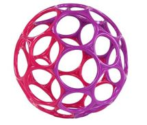 Oballo - Hračka Oballo, 0m + růžovo - fialová