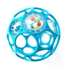 OBALL - Hračka OBALL RATTLE 10 cm 0m+ turquoise