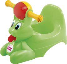 OK BABY - Nočník Spidy zelená 44