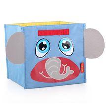 Okiedog - Dětský koš na hračky malý - Slon