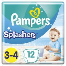 PAMPERS - Plenky do vody Splashers 6-11kg 12ks