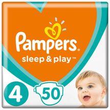 PAMPERS - Plenky Sleep & Play 4 MAXI 9-14kg 50 ks