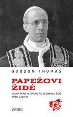 Papežovi Židé - Gordon Thomas