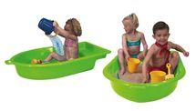 PARADISO - Pískoviště - bazén Loďka s krytem T00705