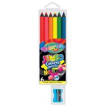 PATIO - Colorino pastelky Jumbo Neon 6 barev