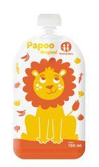 PETITE&MARS - Kapsička na jídlo Papoo Original Lion 6ks