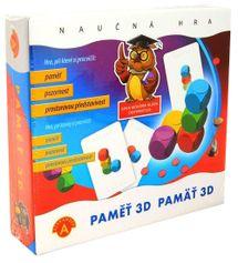 PEXI - Paměť 3D
